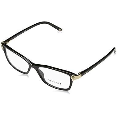 5cdf48b791c Versace Women s VE3156 Eyeglasses 53mm