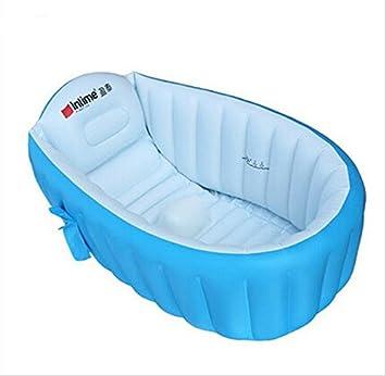 whh bañeras de bebé relleno bañera bebé recién nacido bañera ...