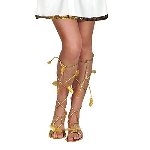Carnevale Con Sandali Di Scarpe Calzature Romana Net Piatti Alla Romani Donna Alloro Toys Foglie Da O65Aw4Yq