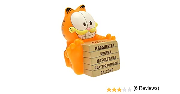 Mini Coin Bank 80051 Garfield Pizza Plastoy