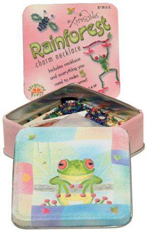 Rainforest Charms (Beaded Butterflies Kit)