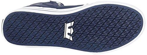 Supra Vaider Midnight LC 2 Sneaker Navy White 00drqf