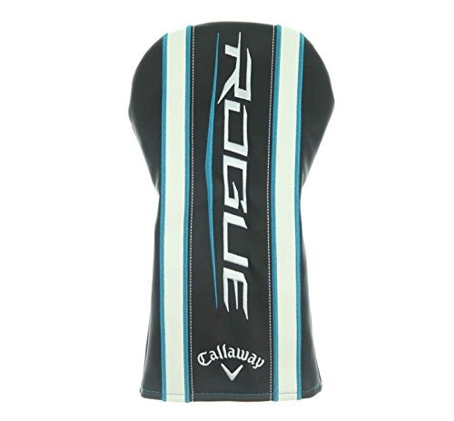 (Callaway 2018 Rogue Driver Headcover Black/Blue)