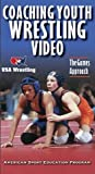 Coaching Youth Wrestling Video- The Games Approach [VHS]