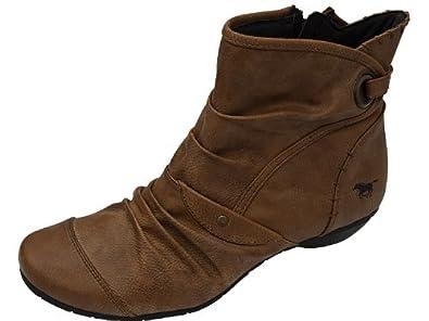 Stiefel von MUSTANG in Braun für Damen