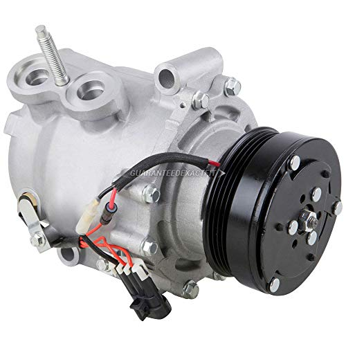 Isuzu Compressor A/c Ascender - AC Compressor & A/C Clutch For Chevy Trailblazer EXT & GMC Envoy XL - BuyAutoParts 60-00994NA New