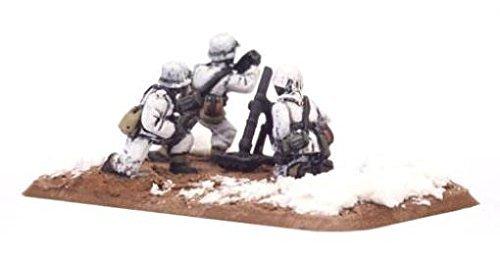 German  Mortar Platoon (late) by Battlefront Miniatures