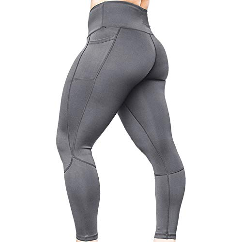 b607824976 March Spring High Waist Yoga Pants for Women Tummy Control Power Stretch  Workout Running Sports Fitness