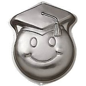 Wilton Smiley Grad/Graduate Cake Pan