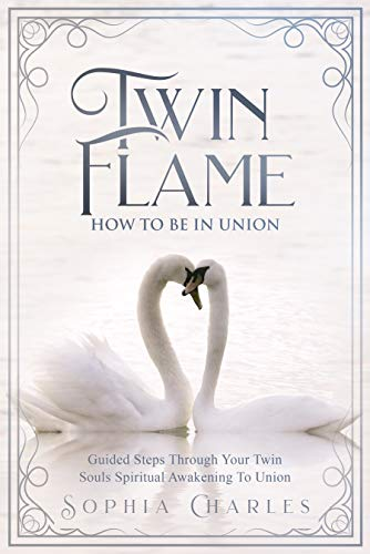 TWIN FLAME: How to be in Union: (Guided Steps Through Your Twin