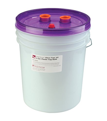Practicon 7078725 Gleco Trap HV Refill, 5 gal by Practicon (Image #1)'