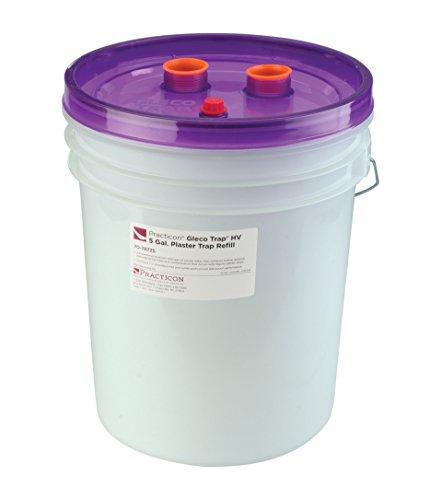 Trap Gleco (Practicon 7078725 Gleco Trap HV Refill, 5 gal)