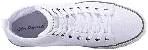 Calvin Klein Jeans Arthur - Sneakers Hauts - homme -  Blanc (White) - 46 EU