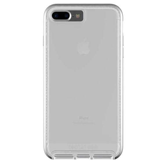 quality design b8001 d87e9 Tech21 Evo Elite Case for iPhone 7 Plus (Silver)