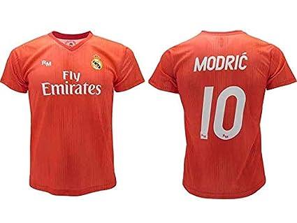 camiseta real madrid 2019 roja precio
