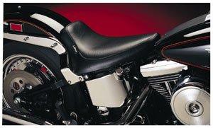 Le Pera Silhouette Solo Seat - Biker Gel LGX-850