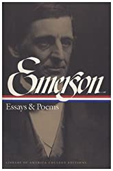 "emerson essays harold bloom Sign in to access harper's magazine harold bloom, yale professor and and a very good one in verse,"" but whereas most emerson scholars would point to his."