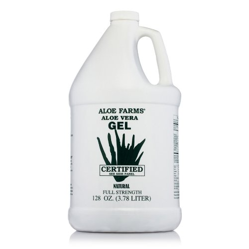 Aloe Farms Aloe Vera Gel Organic, 128-Ounce ()