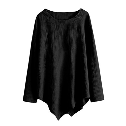 Routinfly Chemisier Femme Dcontract Solid Noir 4aB4FwHq