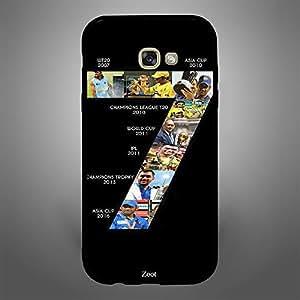 Samsung Galaxy A7 2017 No 7 MS Dhoni