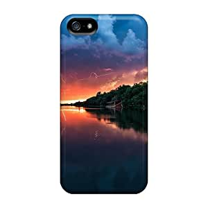 New Fashionable JosareTreegen FVy498zEhr Covers Cases Specially Made For Iphone 5/5s(before The Storm Begins)