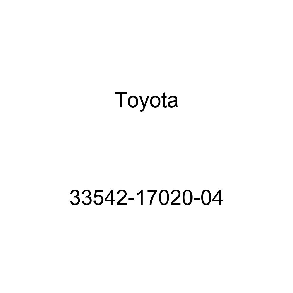 TOYOTA Genuine 33542-17020-04 Shift Lever Knob Sub Assembly
