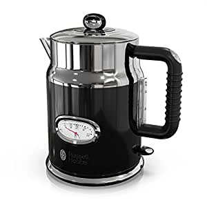 Amazon.com: Russell Hobbs Retro Style 1.7L Electric Kettle