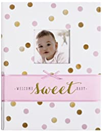 C.R. Gibson First 5 Years Memory Book, Record Memories and Milestones on 64 Beautifully Illustrated Pages - Sweet Sparkle BOBEBE Online Baby Store From New York to Miami and Los Angeles