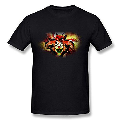 Halloween Horror Nights 25 Lanyard (TEE-adult Halloween Horror Nights 25 Jack The Clown Short-sleeve)