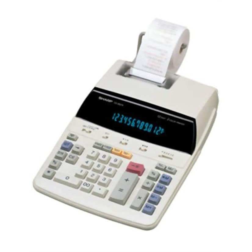端オアシス国旗Canon p23-dhv-3印刷電卓ダブルチェック機能付き、2パック