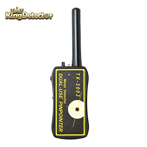 KingDetector Metal Detector TX-2002 Dual-Use Ultra Pinpointer Treasure Hunter Gold Finder High Sensitivity Pinpointer