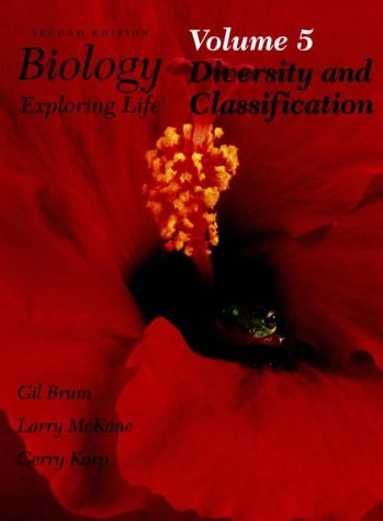 Biology, Diversity and Classification, Chapters 36-39