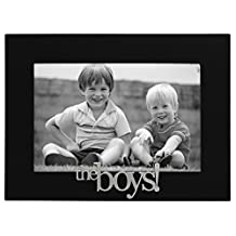 Malden 4307-46 4x6 -Inch The Boys! Expressions Frame