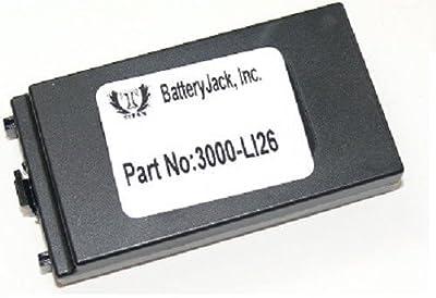 Titan replacement barcode scanner battery fits symbol mc30, mc3000, mc3070