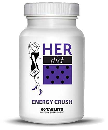 HERdiet Energy Crush For Women Extra Strength Supplement with Appetite Suppressant Diet Pills Triple Boost …