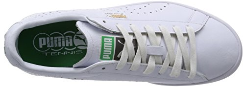 Puma Blanc White Mixte Adulte Basses NM Court 44 Star Baskets EU rwXFrazq