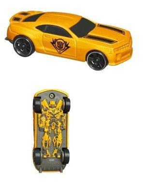 RPMs Mini Vehicle Single Packs Series 02 - Bumblebee (Double Stripe with Door Emblem)