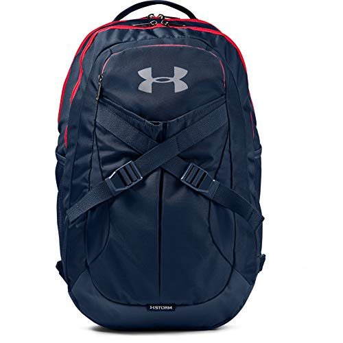 Under Armour Recruit Backpack 2.0, Academy/Steel, One Size