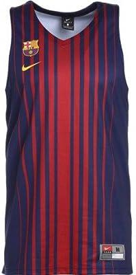 f906ea24a1a8d Nike - Camiseta de Baloncesto de Hombre réplica FC Barcelona  Amazon ...