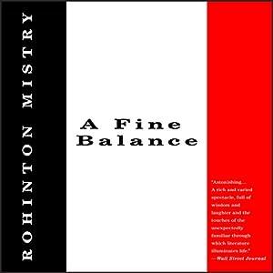 A Fine Balance Audiobook