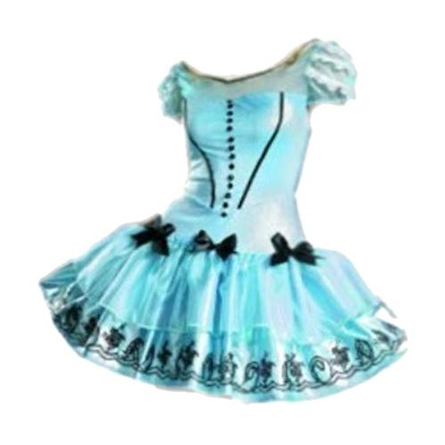 Disguise Women's Alice In Wonderland Movie Sassy Dress Costume, Light Blue, Medium