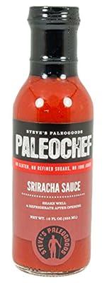 Steve's PaleoGoods, PaleoChef Sauces, Dressings, Condiments, Low Carb & Gluten Free, 12 oz.