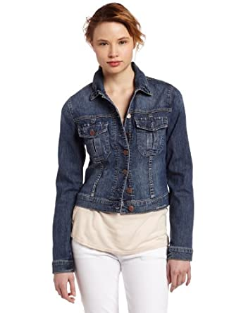 AMELIA DENIM JACKET at Amazon Women's Coats Shop