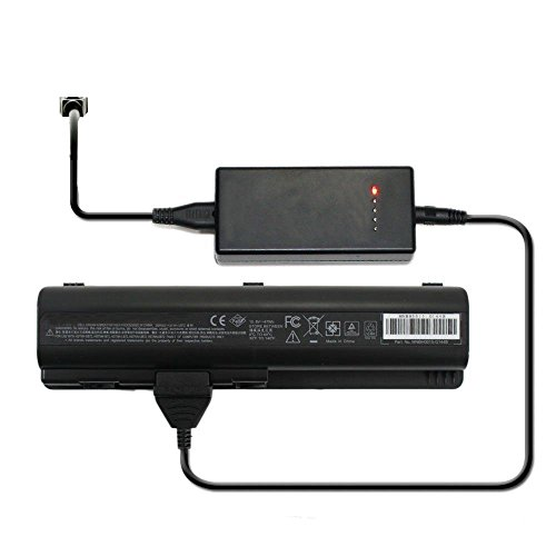Generic External Laptop Battery Charger for HP Envy 2013 Series Envy 15 15-j000 17 17-j000 TouchSmart Series