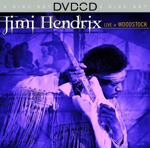 Smash Hits / Live at Woodstock (CD/DVD Combo Pack) by Experience Hendrix