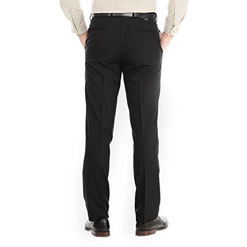 410BDxSEZQL. SS500  - AD & AV Mens Formal Trouser SAIBLACK$P
