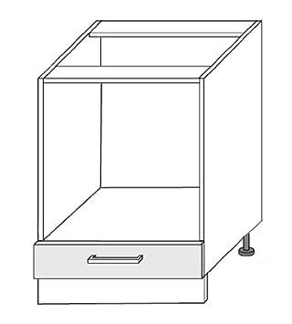 Küchenschrank Unterschrank Herdumbauschrank 60: Amazon.de: Küche ...