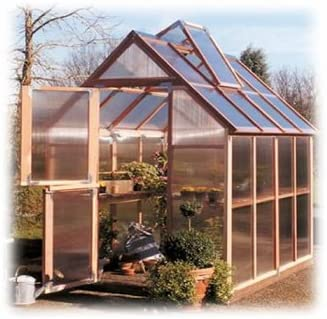 Mt. Hood 6 x8 Sunshine Greenhouse