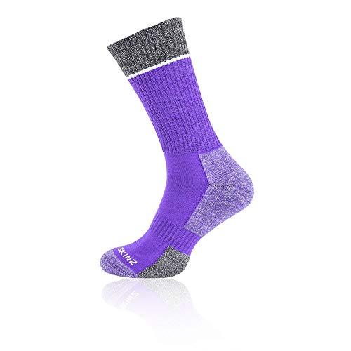 dry Mid Length Socks - SS19 - Medium - Grey ()