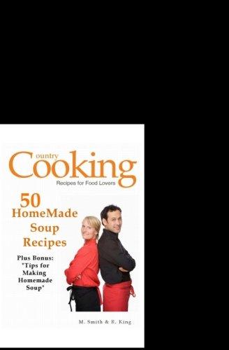 50 Homemade Soup Recipes: Plus Bonus: Tips for Making Homemade Soup pdf